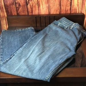 Old Navy Low Rise Jeans 38x30